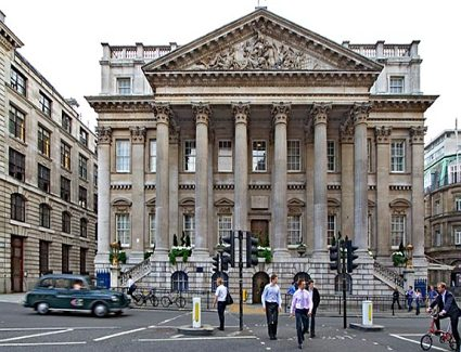 Book a hotel near Mansion House