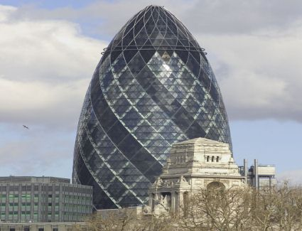 The Gherkin Hotels Near The Gherkin London