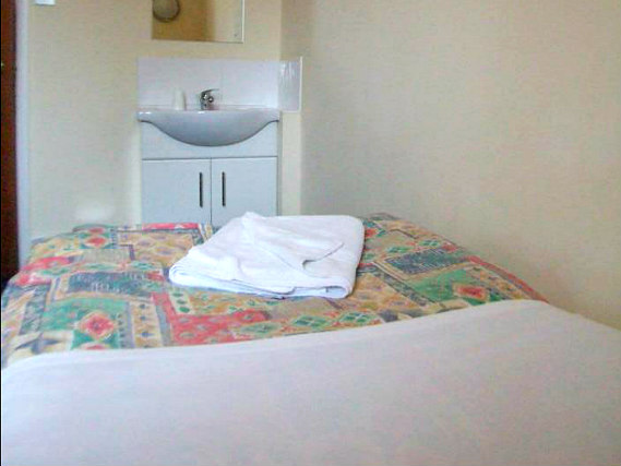 A double room at Grove Hill Hotel is perfect for a couple