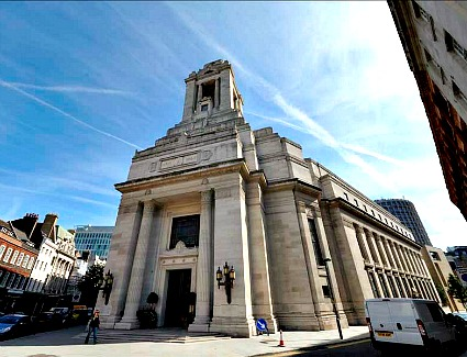 Book a hotel near Freemasons Hall