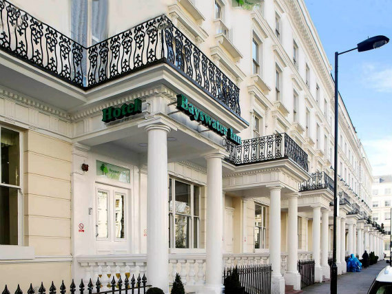 Bayswater Inn is situated in a prime location in Bayswater close to Kensington Gardens