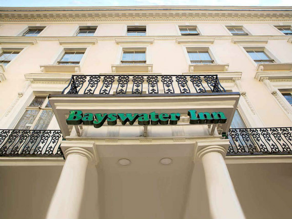 The staff are looking forward to welcoming you to Bayswater Inn
