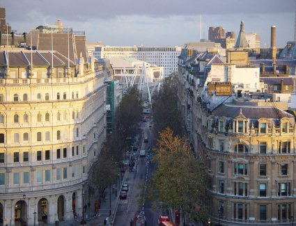 Book a hotel near Northumberland Avenue