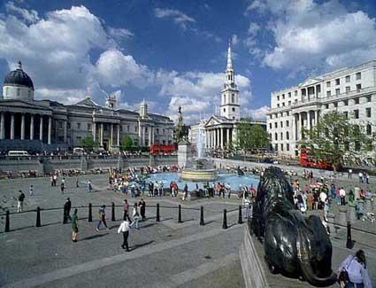Hotels Near Trafalgar Square London