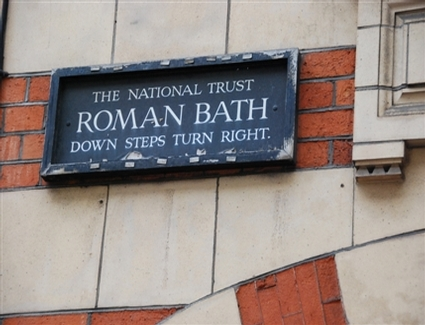 Book a hotel near Roman Bath