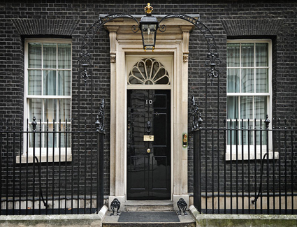 Book a hotel near Downing Street