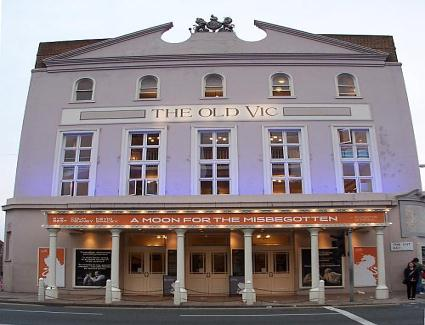 Book a hotel near Old Vic