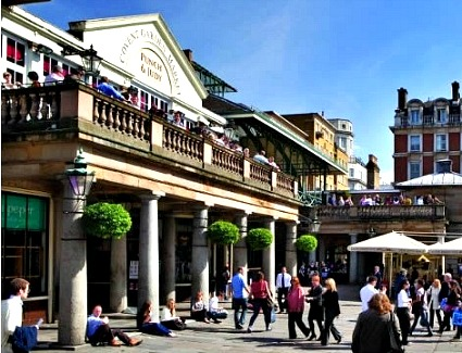 Book a hotel near Covent Garden