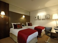 An Executive Twin at Park Inn London, Russell Square Hotel