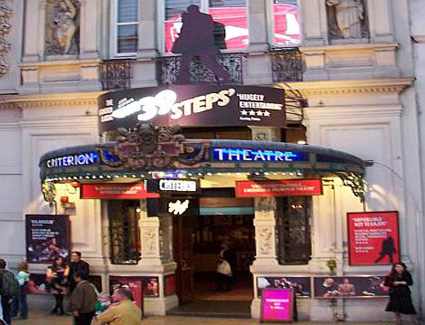 Book a hotel near The Criterion Theatre
