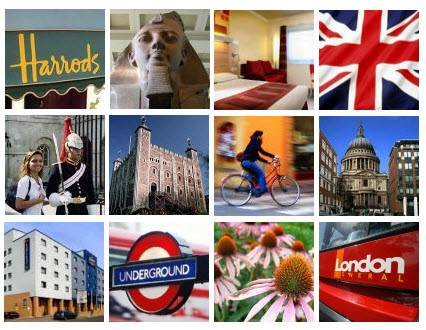 Click here to book a Self Catering London