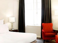 A Double at Le Meridien Piccadilly