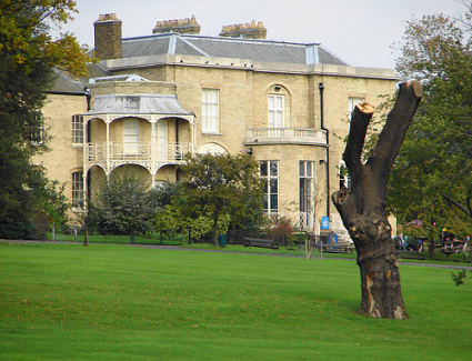 Book a hotel near Brockwell Hall