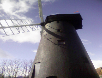 Book a hotel near Brixton Windmill