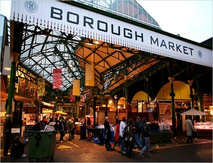 Book a hotel near Borough Market