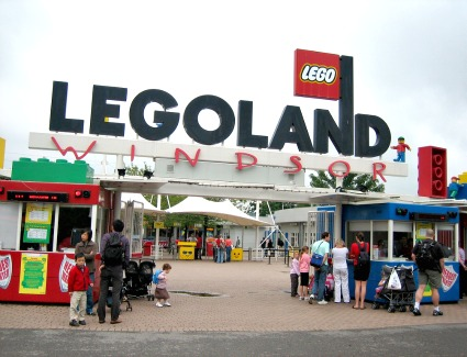 Book a hotel near Legoland Windsor