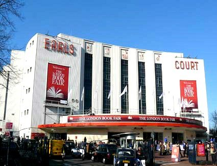 Book a hotel near Earls Court Exhibition Centre
