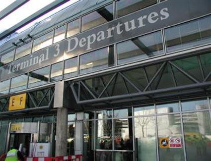 Hotels Near Heathrow Terminal 3 With Parking