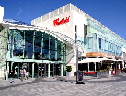 Book a hotel near Westfield London