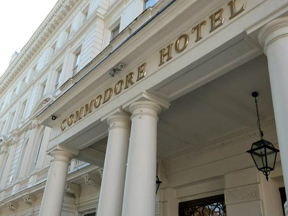 Commodore Hotel London is situated in a prime location in Bayswater close to Queensway
