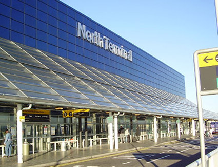Book a hotel near North Terminal