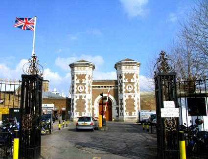 Book a hotel near Wormwood Scrubs