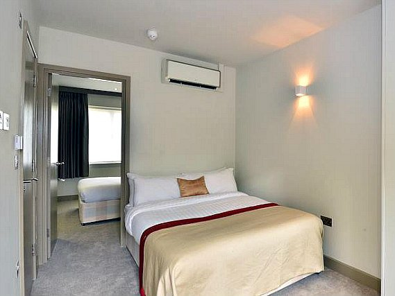 Triple rooms at Axiom Arch Hotel are the ideal choice for groups of friends or families
