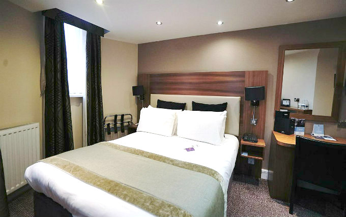 Double Room at Hotel Mercure London Bloomsbury