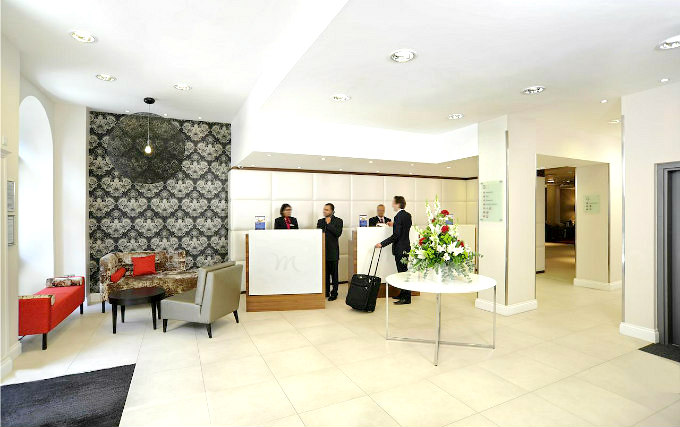 The staff at Hotel Mercure London Bloomsbury will ensure that you have a wonderful stay at the hotel