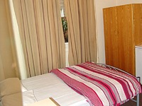 Double room at Barkston Rooms