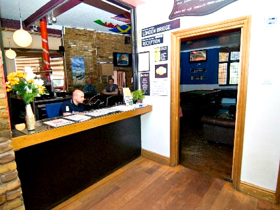 The staff at Journeys London Bridge Hostel will ensure that you have a wonderful stay at the hotel