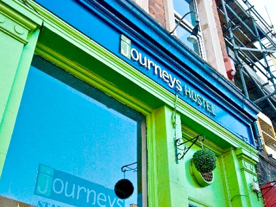 The staff are looking forward to welcoming you to Journeys London Bridge Hostel