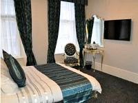 Double room at Argyll Hotel Glasgow