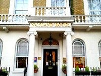 An exterior view of Nayland Hotel London