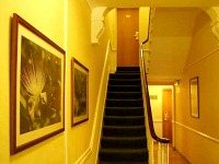 The hallway at Nayland Hotel London