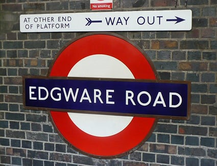 Book a hotel near Edgware Road