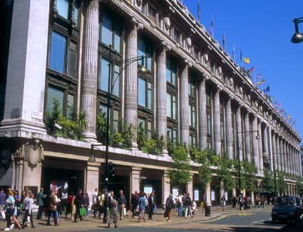f0c61c7672b21 Selfridges  London s top department store