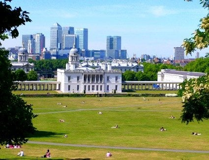 Book a hotel near Greenwich Park