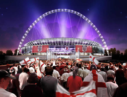 Book a hotel near Wembley Stadium and Tour
