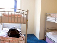 A dorm room at City Centre Hostel Edinburgh