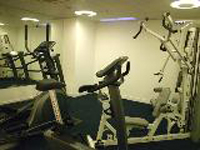 Leisure centre at Shaftesbury Piccadilly Hotel