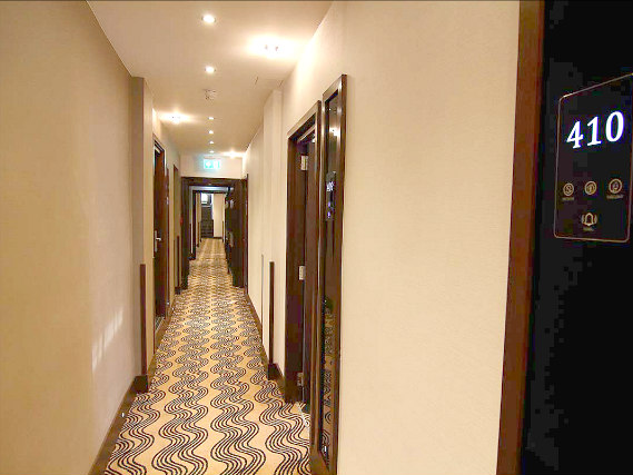 Common areas at Shaftesbury Piccadilly Hotel