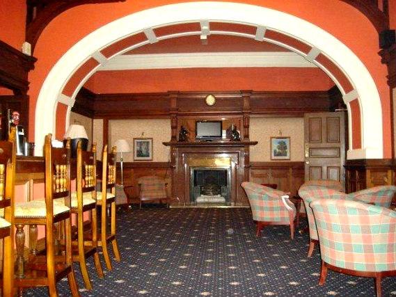 Adamton House Hotel