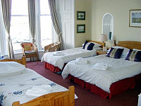 Spacious Family Rooms