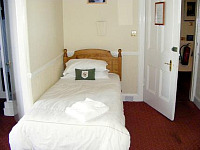 Single room at Prestwick Old Course Hotel