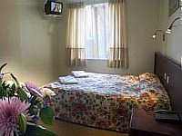 A typical double room at Ascot Hyde Park Hotel