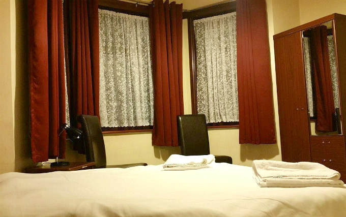 Double Room at Best Inn Hotel