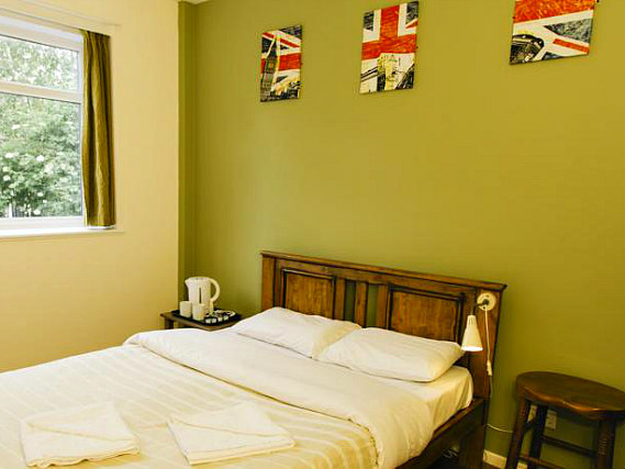 Double Room at Hillspring Lodge