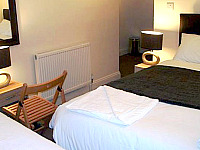 Double room at the City Lodge London