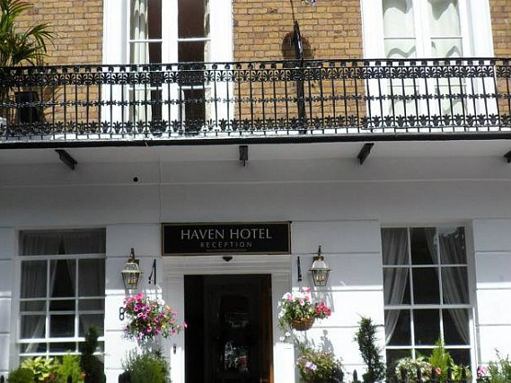 Haven Hotel London is situated in a prime location in Paddington close to Madame Tussauds
